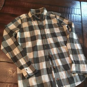 J. Crew buffalo plaid shirt